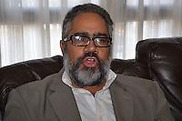 Plinio Chahín, poeta, escritor dominicano.Ciudad: Santo Domingo.Fotos:  Carmen Suárez/acento.com.do.Fecha: 25/04/2011.