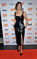 """05 September 2019 - Toronto, Ontario Canada - Neve Campbell. 2019 Toronto International Film Festival - """"Castle In The Ground"""" Premiere held at TIFF Bell Lightbox. <br /> CAP/ADM/BPC<br /> ©BPC/ADM/Capital Pictures"""