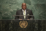 Saint Kitts and Nevis<br /> H.E. Mr. Timothy Harris<br /> Prime Minister<br /> <br /> <br /> General Assembly Seventy-first session 20th plenary meeting<br /> <br /> General Debate