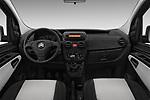 Stock photo of straight dashboard view of a 2017 Citroen Nemo  base 5 Door Mini Van