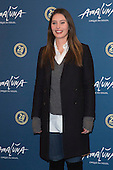 London, UK. 19 January 2016. Blogger Ella Woodward. Celebrities arrive on the red carpet for the London premiere of Amaluna, the latest show of Cirque du Soleil, at the Royal Albert Hall.