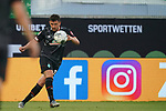 Milos Veljkovic (Werder Bremen #13)<br /> <br /> <br /> Sport: nphgm001: Fussball: 1. Bundesliga: Saison 19/20: Relegation 02; 1.FC Heidenheim vs SV Werder Bremen - 06.07.2020<br /> <br /> Foto: gumzmedia/nordphoto/POOL <br /> <br /> DFL regulations prohibit any use of photographs as image sequences and/or quasi-video.<br /> EDITORIAL USE ONLY<br /> National and international News-Agencies OUT.