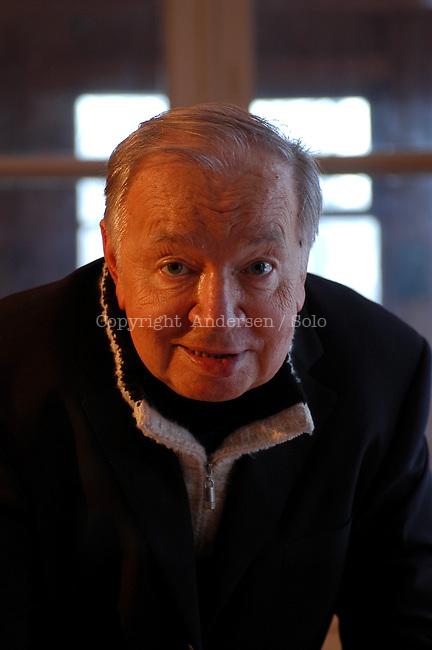Andrei Voznessenski, Russian author.