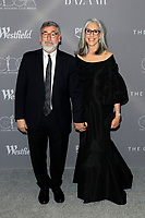 LOS ANGELES - FEB 20:  John Landis, Deborah Nadoolman Landis at the 20th Costume Designers Guild Awards at the Beverly Hilton Hotel on February 20, 2018 in Beverly Hills, CA