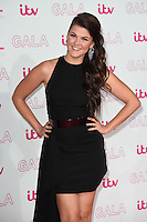 LONDON, UK. November 24, 2016: Saara Aalto at the 2016 ITV Gala at the London Palladium Theatre, London.<br /> Picture: Steve Vas/Featureflash/SilverHub 0208 004 5359/ 07711 972644 Editors@silverhubmedia.com