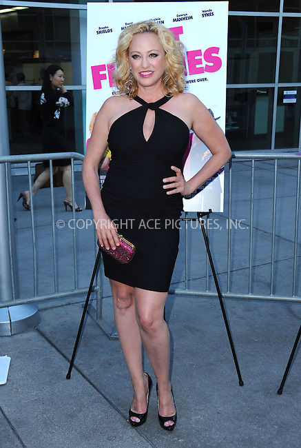 WWW.ACEPIXS.COM<br /> <br /> June 27 2013, LA<br /> <br /> Virginia Madsen arriving at the premiere of 'The Hot Flashes' at ArcLight Cinemas on June 27, 2013 in Hollywood, California.<br /> <br /> By Line: Peter West/ACE Pictures<br /> <br /> <br /> ACE Pictures, Inc.<br /> tel: 646 769 0430<br /> Email: info@acepixs.com<br /> www.acepixs.com