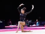 European Championships Glasgow 4th August 2018.  Womens Team Final .FENTON Georgia-Mae