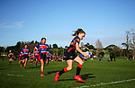 BMRC Rippa Rugby U10s v Ardmore, Te Puru Reserve, Beachlands, Saturday 19 May 2018. Photo: Simon Watts/www.bwmedia.co.nz