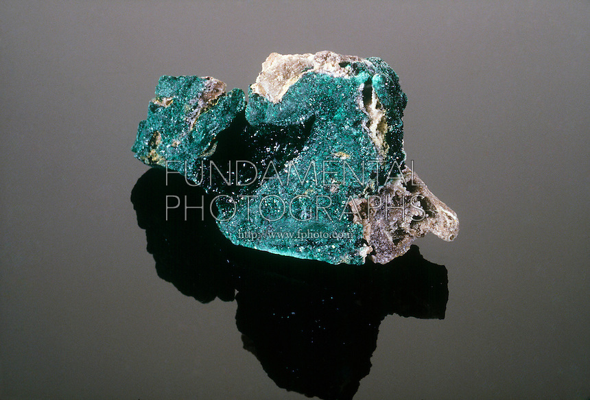 MALACHITE -SECONDARY (SUPERGENE) COPPER ORE<br />