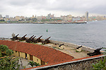 El Morro With View Of Old Havana
