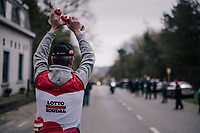 bidons ready<br /> <br /> 58th De Brabantse Pijl 2018 (1.HC)<br /> 1 Day Race: Leuven - Overijse (BEL/202km)
