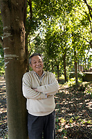Yoshifumi Miyazaki, shinrin-yoku (forest bathing) author and researcher, Chiba University, Kashiwa, Chiba, Japan, March 1, 2018. Yoshifumi Miyazaki is author of Shinrin-yoku: The Japanese Way of Forest Bathing for Health and Relaxation