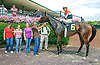 Top Floor winning at Delaware Park on 8/8/15