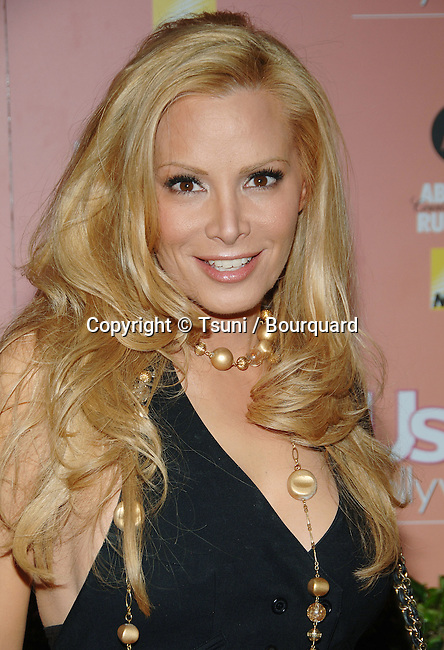 Cindy Margolis arrving at the US Weekly Hot Hollywood Awards at the Republic restaurant in Los Angeles. April 24,  2006.