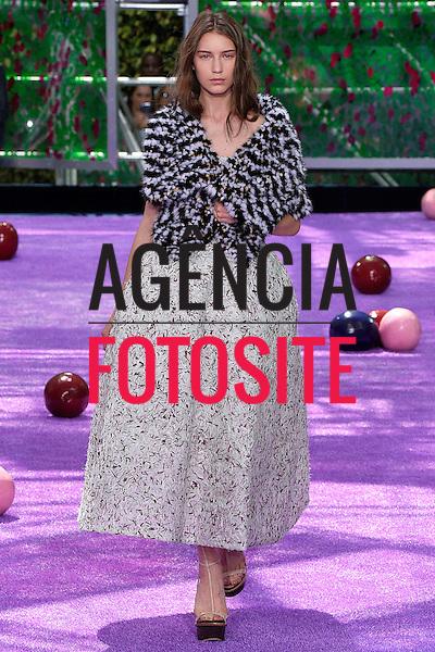 Christian Dior Paris Haute Couture Fall Winter 2015 July 2015