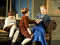 A Doll's House by Henrik Ibsen, translated by Simon Stephens. Directed by Carrie Cracknell. With Hattie Morahan as Nora Helmer, Vincent Curson-Smith as Ivan Helmer, Jake Tuesley as Jon Helmer[ BROWN TOP].  Opens at The Young Vic Theatre  on 9/7/12.CREDIT Geraint Lewis