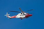 2018-02-12 - Coastal walk with Helicopter Rescue
