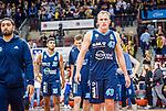 Enttaeuscht: Luke Sikma (ALBA Berlin #43) /   beim Spiel in der Basketball Bundesliga, MHP Riesen Ludwigsburg - ALBA Berlin.<br /> <br /> Foto © PIX-Sportfotos *** Foto ist honorarpflichtig! *** Auf Anfrage in hoeherer Qualitaet/Aufloesung. Belegexemplar erbeten. Veroeffentlichung ausschliesslich fuer journalistisch-publizistische Zwecke. For editorial use only.