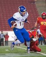 2015.09.04 UBC Football at Calgary Dinos