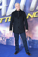 "James Cameron<br /> arriving for the ""ALITA: BATTLE ANGEL"" world premiere at the Odeon Luxe cinema, Leicester Square, London<br /> <br /> ©Ash Knotek  D3475  31/01/2019"