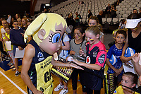 ANZ Premiership - Pulse v Tactix  at Fly Palmy Arena, Palmerston North, New Zealand on Sunday 10 March 2019. <br /> Photo by Masanori Udagawa. <br /> www.photowellington.photoshelter.com