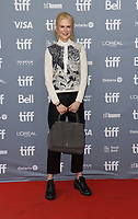 """TORONTO, ONTARIO - SEPTEMBER 08: Nicole Kidman attends """"The Goldfinch"""" press conference during the 2019 Toronto International Film Festival at TIFF Bell Lightbox on September 08, 2019 in Toronto, Canada. <br /> CAP/MPIIS<br /> ©MPIIS/Capital Pictures"""