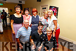 Attending the fundraiser for young musicians of the Ballybunion CCE in the Hibernian Ballybunion on Sunday. Kneeling L-r, John Collins, Daniel Costello and Maggie Hayes (Organiser). Standing l to r: Ann Browne, Phil Enright, Lucy Sills, Noreen Hyde and Bridie Chute (Organiser).