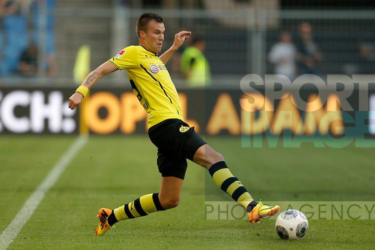Basel, 10.07.2013, Fussball Testspiel - FC Basel - Borussia Dortmund, Kevin Grosskreutz (BVB).