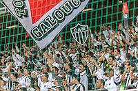 BELO HORIZONTE, MG, 10 JUNHO 2013 - LIBERTADORES - ATLÉTICO MG X NEWELL'S OLD BOYS (ARG) - Torcida do Atlético Mineiro durante partida contra o Newell's Old Boys (Argentina), jogo valido pela partida de volta das semi-finais da Taça Libertadores da América no estádio Independencia em Belo Horizonte, na noite desta quarta-feira, 10. (FOTO: NEREU JR / BRAZIL PHOTO PRESS).