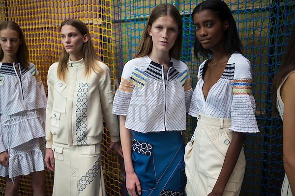 Peter Pilotto<br /> <br /> Londres -  Verao 2016