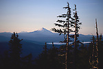Oregon, Mount Jefferson, Mount Hood National Forest, Pacific Northwest, United States, North America,