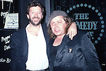 SAM KINISON, Eric Clapton
