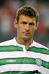 28 July 2004: Chris Sutton. Glasgow Celtic of the Scottish Premier League defeated Manchester United of the English Premier League 2-1 at Lincoln Financial Field in Philadelphia, PA in a ChampionsWorld Series friendly match..