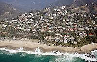 Aerial Of Laguna Beach