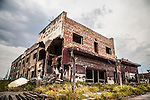 Ghost town Epecuen in Argentina by Jose Campos