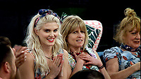 Ashley James and Rachel Johnson.<br /> Celebrity Big Brother 2018 - Day 10<br /> *Editorial Use Only*<br /> CAP/KFS<br /> Image supplied by Capital Pictures