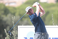 Grant Forrest (SCO) during the second round of the Mutuactivos Open de Espana, Club de Campo Villa de Madrid, Madrid, Madrid, Spain. 04/10/2019.<br /> Picture Hugo Alcalde / Golffile.ie<br /> <br /> All photo usage must carry mandatory copyright credit (© Golffile | Hugo Alcalde)