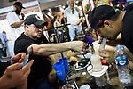 20171208/ Nicolas Celaya - adhocFOTOS/ URUGUAY/ MONTEVIDEO/ LATU/ 4ta edicion de Expocannabis en el LATU. <br /> En la foto: 4ta edicion de Expocannabis en el LATU.   Foto: Nicol&aacute;s Celaya /adhocFOTOS