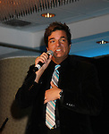 Dale Badway is the Musical Host and performs at the Broadway Extravaganza to honor the Candidacy of Artist Jane Elissa for the Leukemia & Lymphoma Society, Man & Woman of the Year on April 23, 2012 at the New York Marriott Marquis, New York City, New York.  (Photo by Sue Coflin/Max Photos)