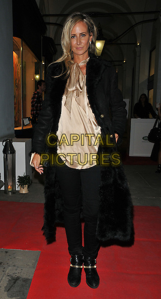 Lady Victoria Hervey at the &quot;Remembering Elephants&quot; VIP private view, La Galleria Pall Mall, Pall Mall, London, England, UK, on Tuesday 20 September 2016.<br /> CAP/CAN<br /> &copy;CAN/Capital Pictures