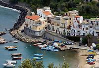 ITA, Italien, Kampanien, Sorrentinische Halbinsel, Massa Lubrense bei Sorrento | ITA, Italy, Campania, Sorrento Peninsula, Massa Lubrense near Sorrento