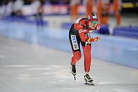 SCHAATSEN: HEERENVEEN: Thialf, Essent ISU World Single Distances Championships 2012, 3000m Ladies, Stephanie Beckert (GER), ©foto Martin de Jong