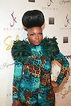 Raye 6 - Arrivals: STYLE360 New York Fashion Week Presented by Stoli - SACHIKA SPRING 2012: MERMAID PARADISE - Metropolitan Pavilion New York City, USA -  9/13/11