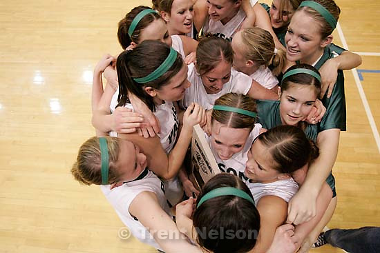 Payson vs. Timpview, 4A girls state basketball championship game, high school, at Salt Lake Community College. monopod.<br />