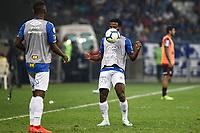 Belo Horizonte (MG), 16/10/2019 - Cruzeiro-São Paulo - Ezequiel durante Partida entre Cruzeiro e São Paulo, válida pela 26a rodada do Campeonato Brasileiro no Estadio Mineirão nesta quarta feira (16) em Belo Horizonte