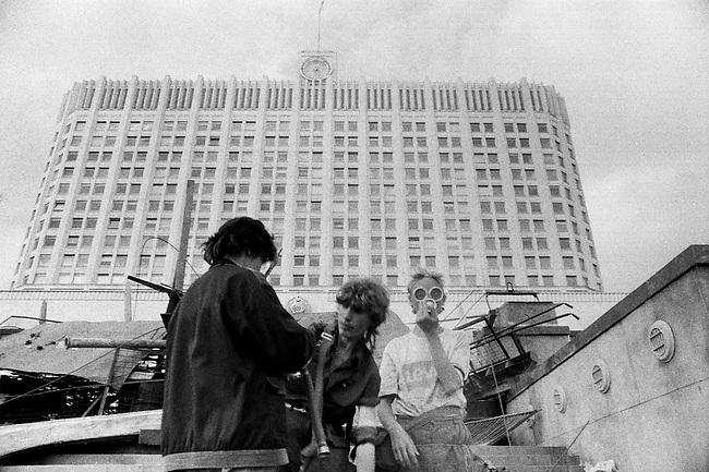 URSS,1991, RUSSIA, MOSCOW 1991, LENINGRAD 1991, SAINT-PETERSBURG 1991,