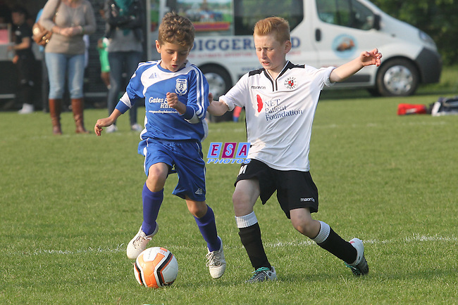 NEW ROAD v GREAT DANES<br /> U10 SEMI FINAL<br /> THAMESMEAD SUMMER FESTIVAL OF FOOTBALL 2016<br /> SATURDAY 28TH MAY 2016<br /> BAYLISS AVENUE