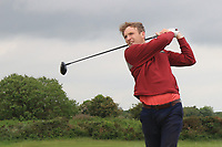 G Smyth (Clonmel) on the 2nd tee during Round 1 of The East of Ireland Amateur Open Championship in Co. Louth Golf Club, Baltray on Saturday 1st June 2019.<br /> <br /> Picture:  Thos Caffrey / www.golffile.ie<br /> <br /> All photos usage must carry mandatory copyright credit (© Golffile | Thos Caffrey)