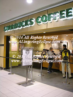 Starbucks Backpack Student