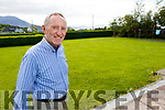Billy Ryle at home in the Spa, Tralee on Tuesday.